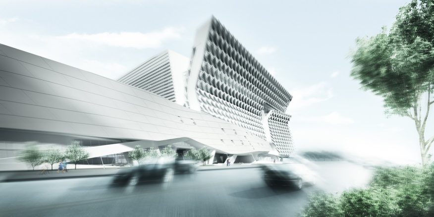 Kolon Corporate and Research Headquarters