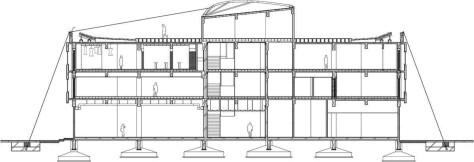 Komatsu Seiren Fabric laboratory