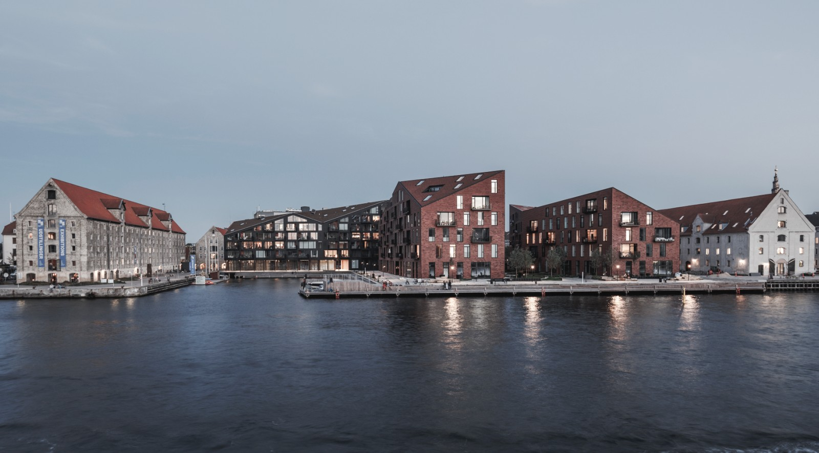 Kroyers Plads Completed By Vilhelm Lauritzen Architects