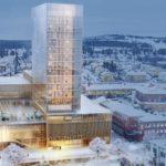 Kulturhus i Skellefteå by White Arkitekter