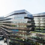 LOT O7 office building in Batignolles by Chartier Dalix and Brénac & Gonzalez