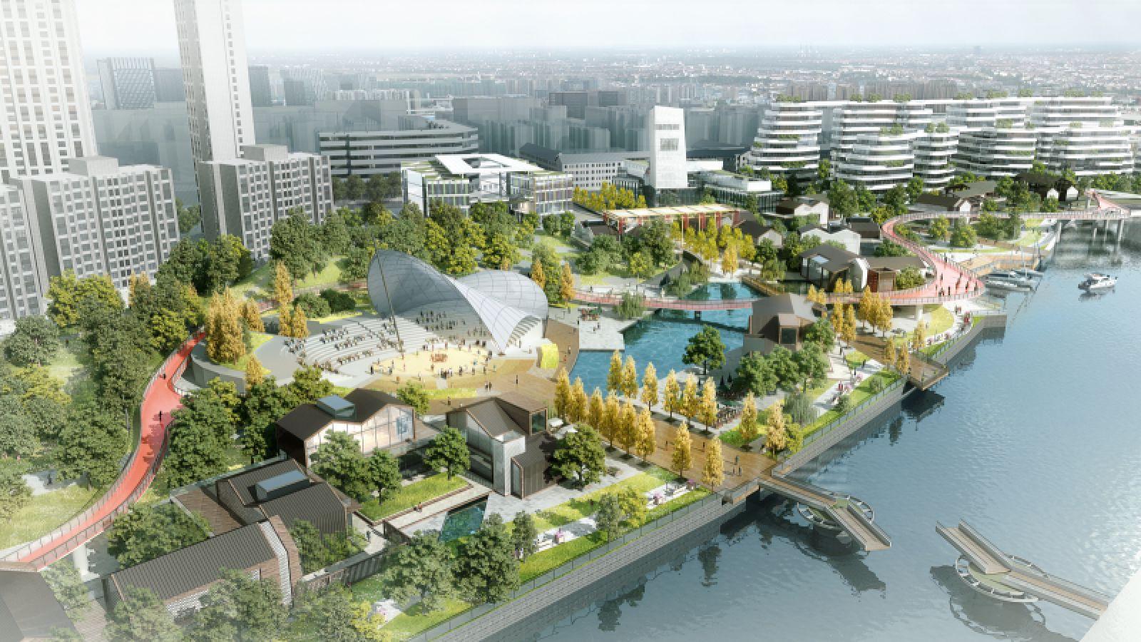Mengzhuiwan Urban Regeneration