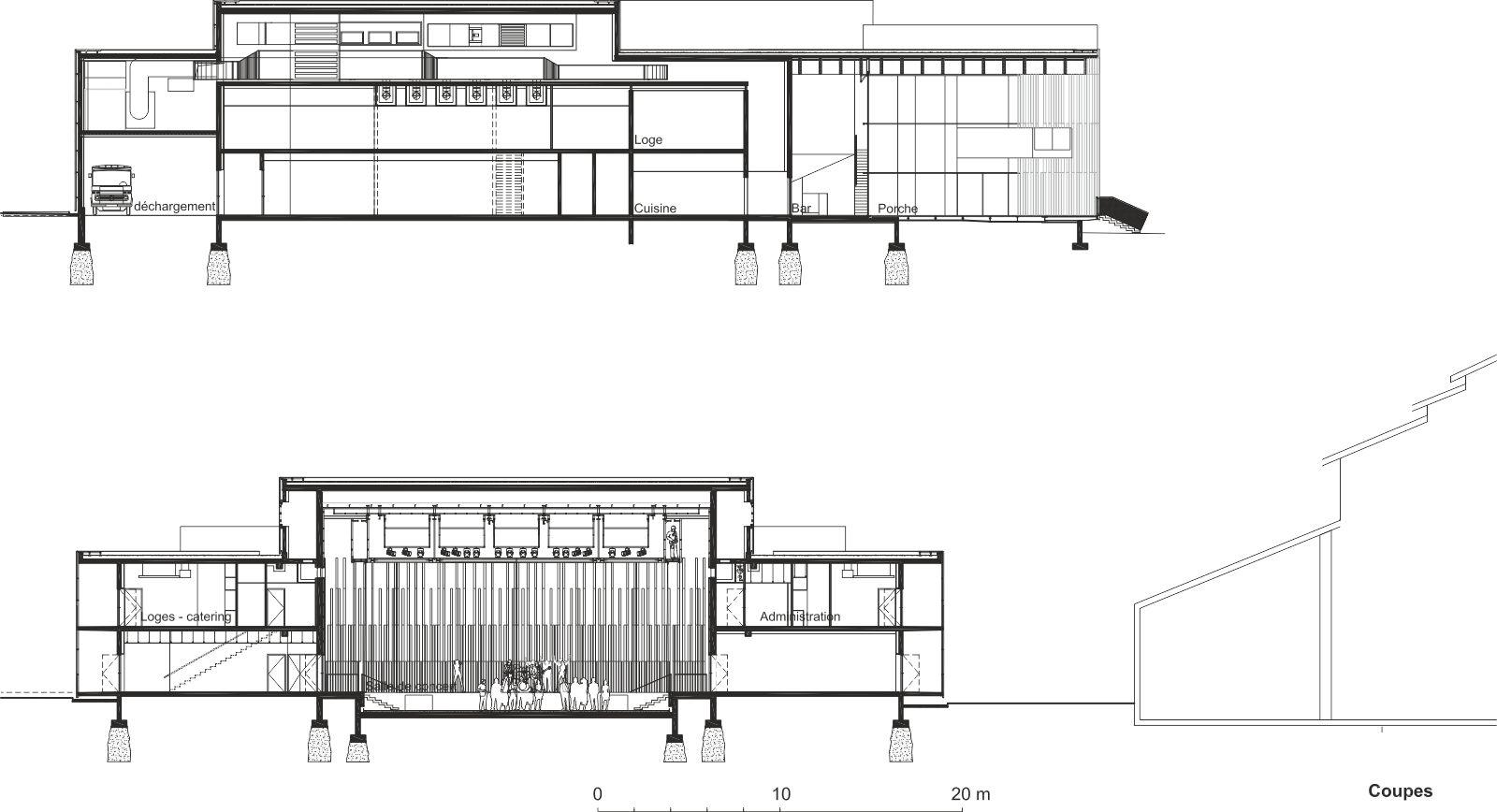 la belle electrique by herault arnod architectes 16 a as architecture. Black Bedroom Furniture Sets. Home Design Ideas