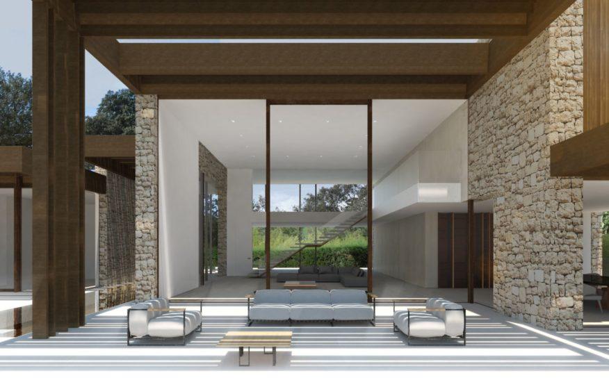 La Finca House