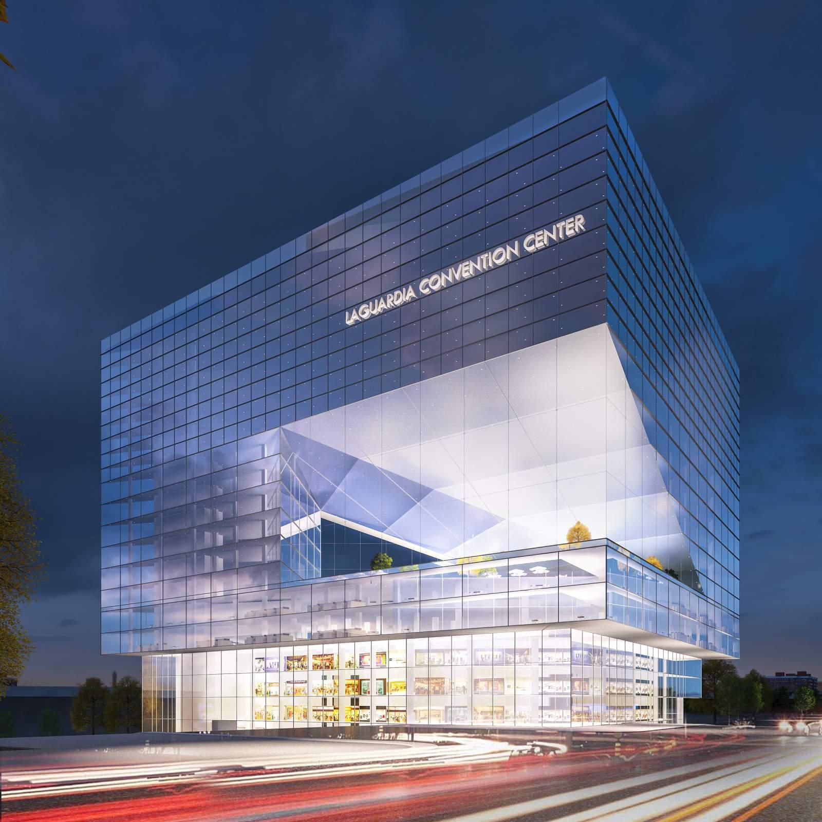 LaGuardia Airport Convention Center