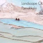 Landscape Observatory Pamukkale competition