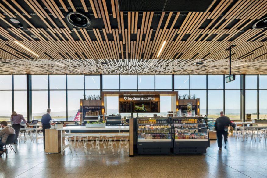 Launceston Airport Terminal