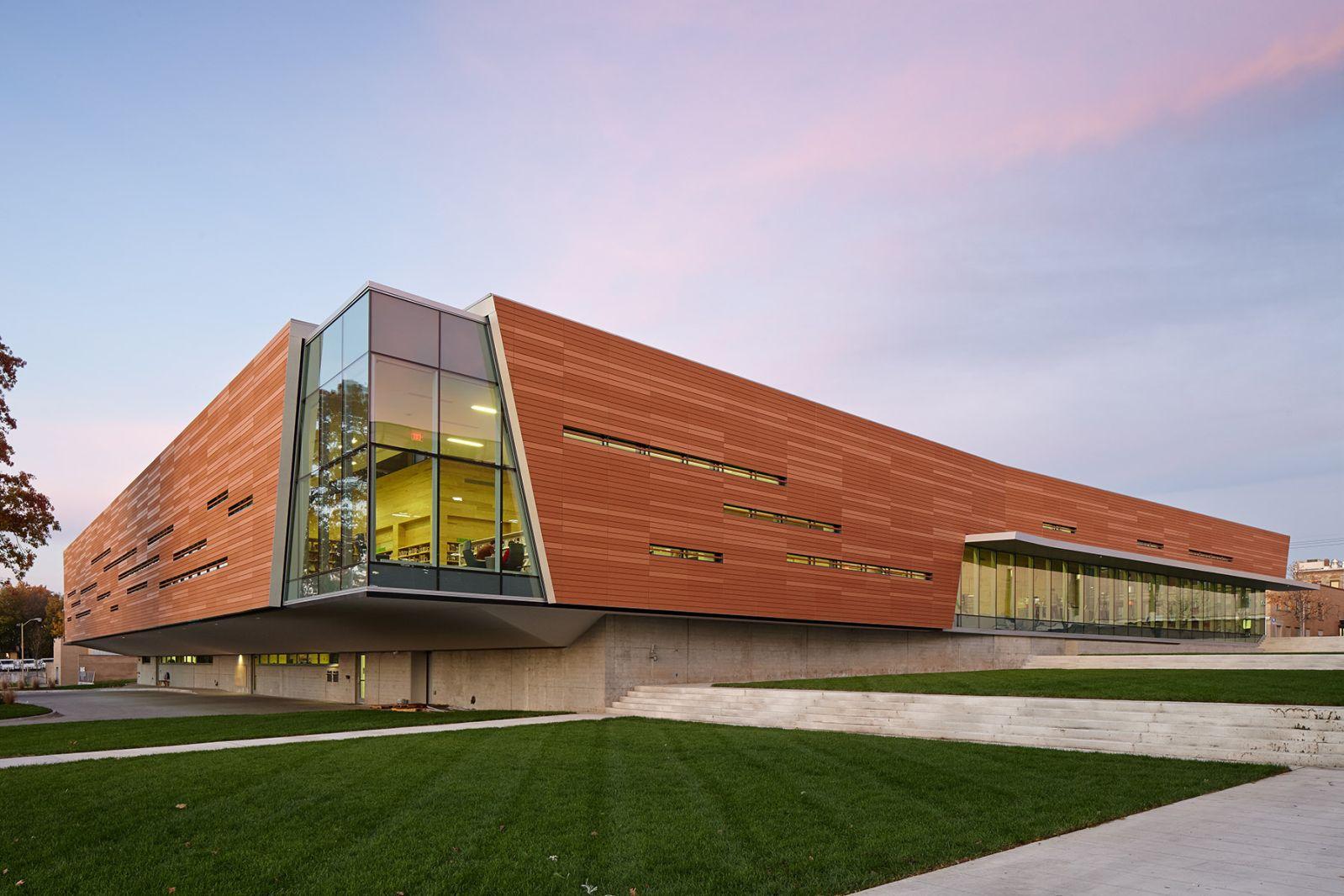 Kansas City Kansas Public Library Main Library