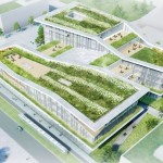 Elizabeth de Portzamparc wins Library Campus Condorcet competition