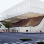 Liget Budapest Museum of Ethnography by BFarchitecture