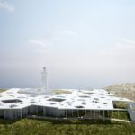 Lighthouse Sea Hotel by Jay Tsai, Dimitrios Karopoulos, Kris Kil