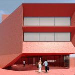 Groundbreaking of Linda Pace Gallery by Adjaye Associates