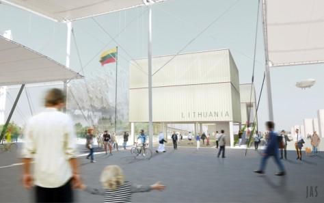 Lithuanian Pavilion Expo 2015