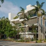 Completed Louver House by Rene Gonzalez