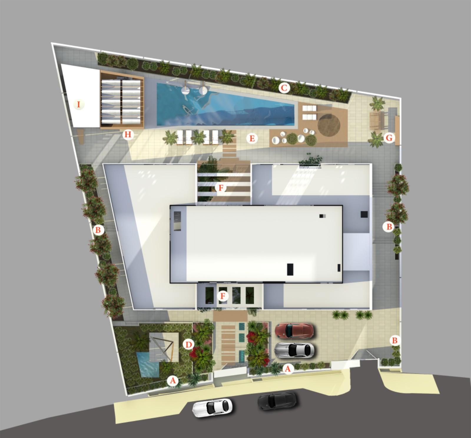 Lusail-Naqsh House