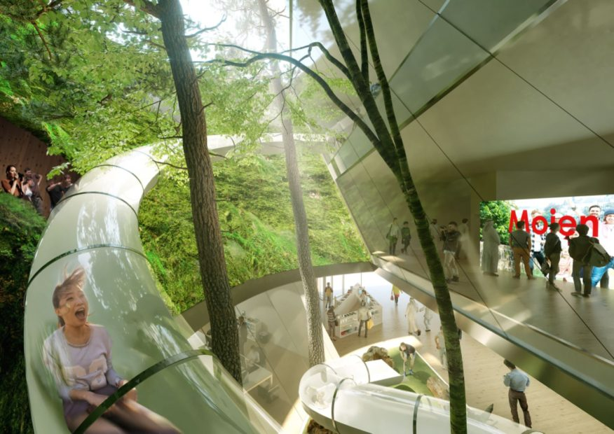 Luxembourg Pavilion