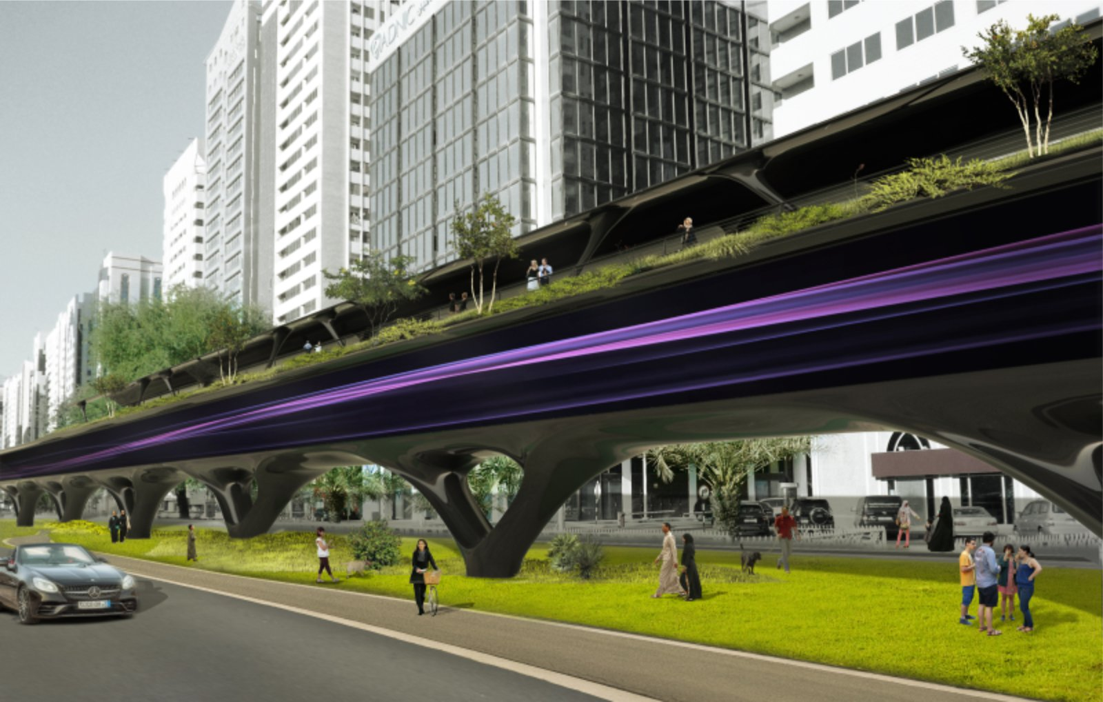 Sustainable Transportation Infrastructure