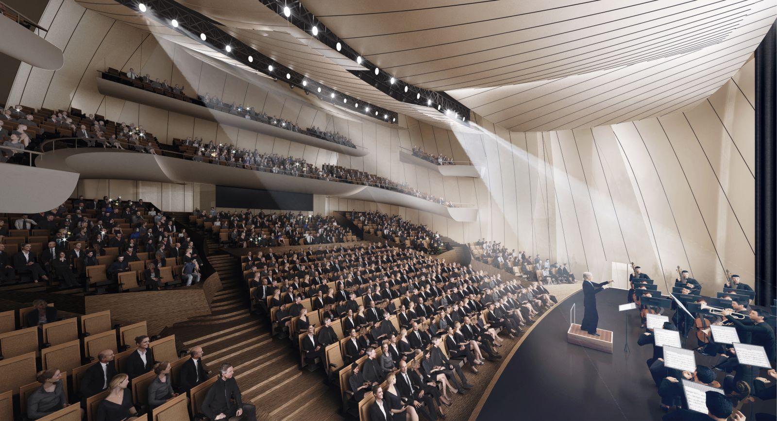 Yiwu Grand Theater