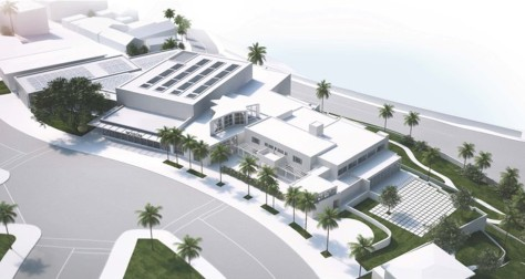 Expansion of the MCASD