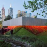 MPavilion in Melbourne by OMA
