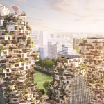 MVRDV Wins Competition in Zuidas Business District