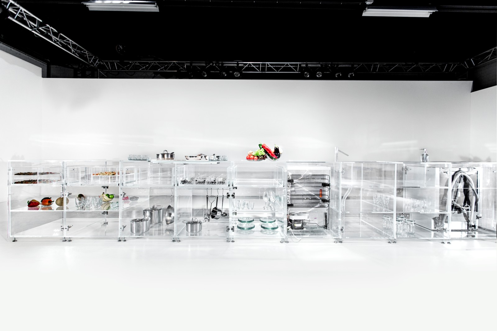 Kitchen Present Mvrdv Present Infinity Kitchen At Venice Biennale 2016