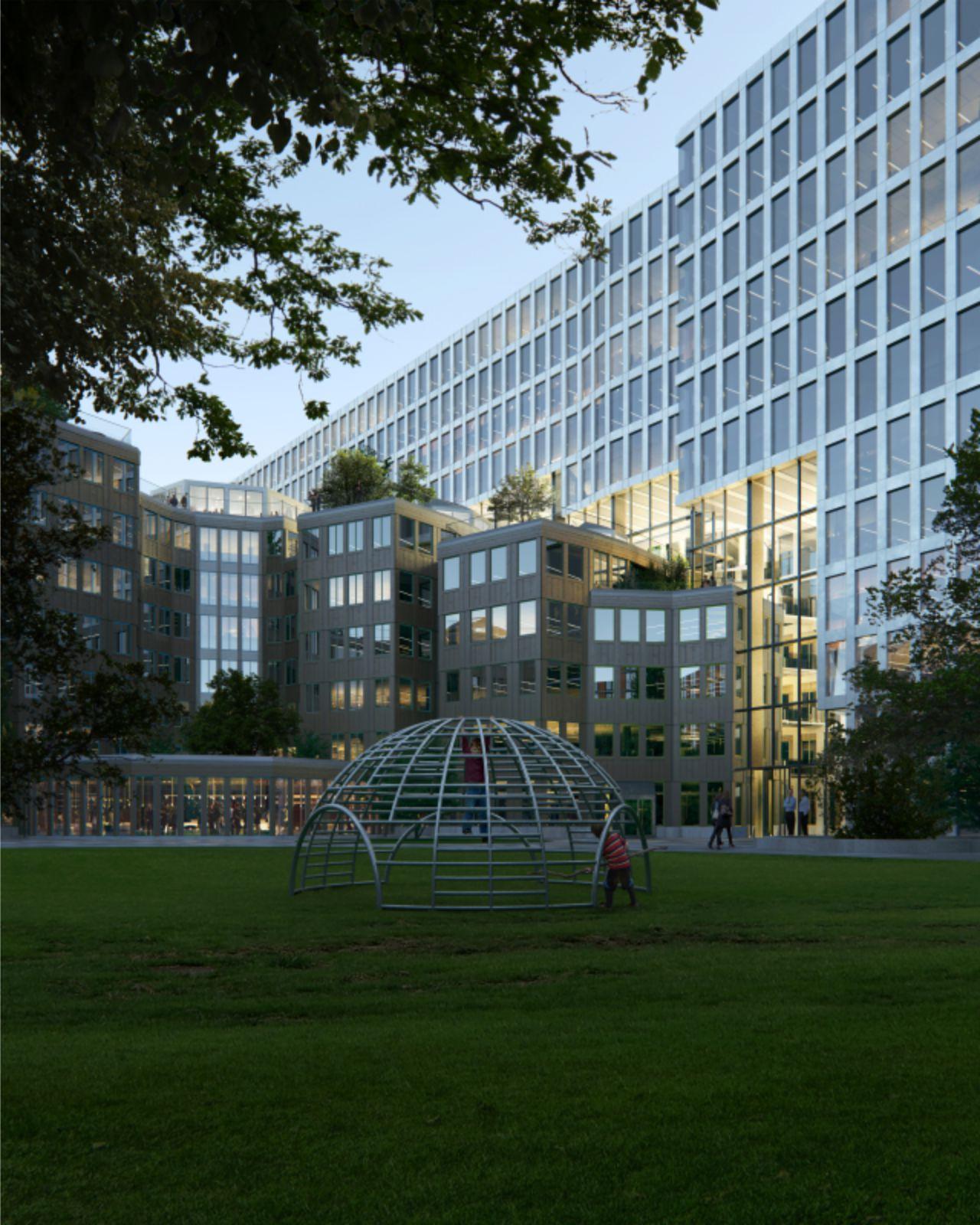 Mvrdv Reveals Design To Preserve And Revive Tripolis Office
