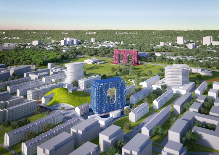housing blocks 'HOME'
