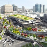 MVRDV wins competition for Seoul Skygarden