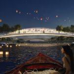 MVRDV won the competition for Dawn Bridge, Shanghai