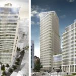 Magnus Kaminiarz & Cie. reveals Plans for three residential high-rises at Stiftstrasse in Frankfurt