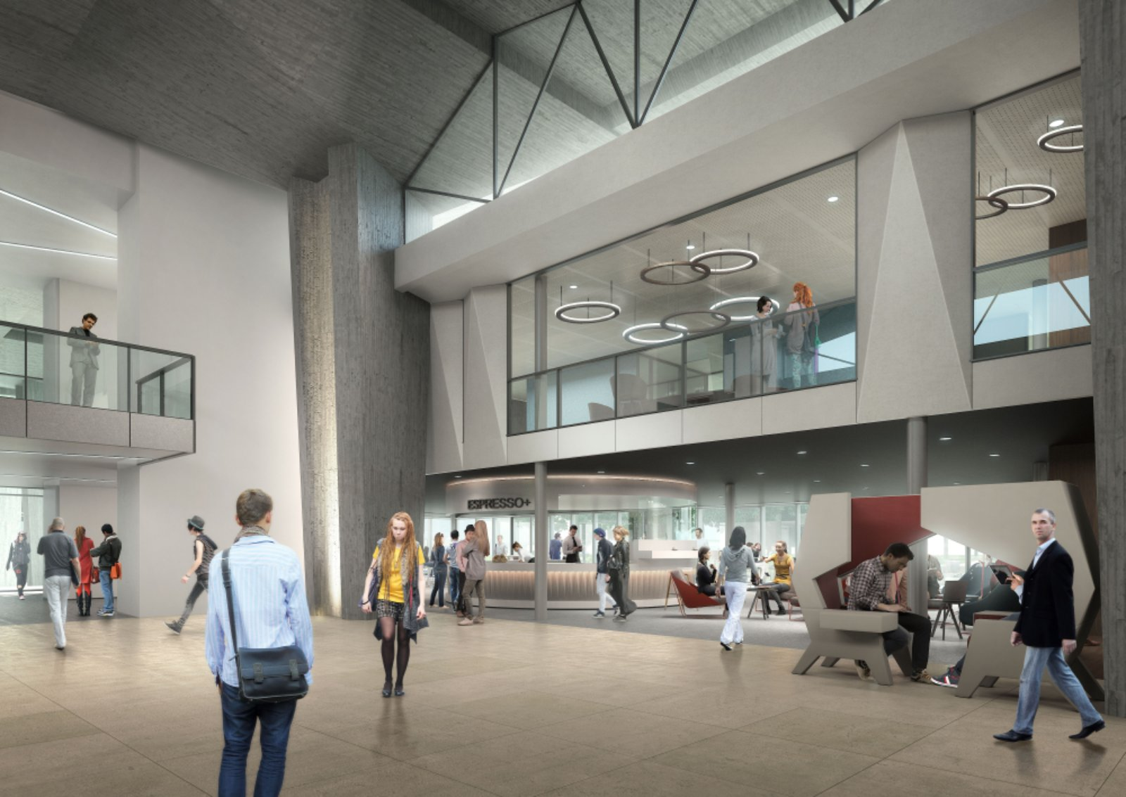 Main Building Eindhoven University