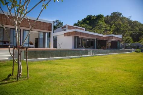 Malouna villa