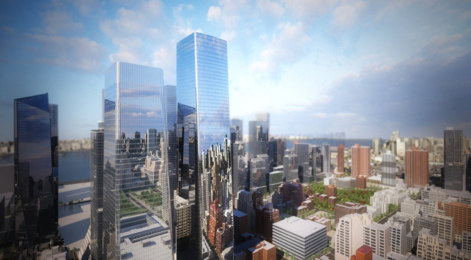 Manhattan West Development