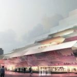 Manuelle Gautrand Architecture with Lacoste+Stevenson & Designinc win of competition of the Parramatta Square's Landmark