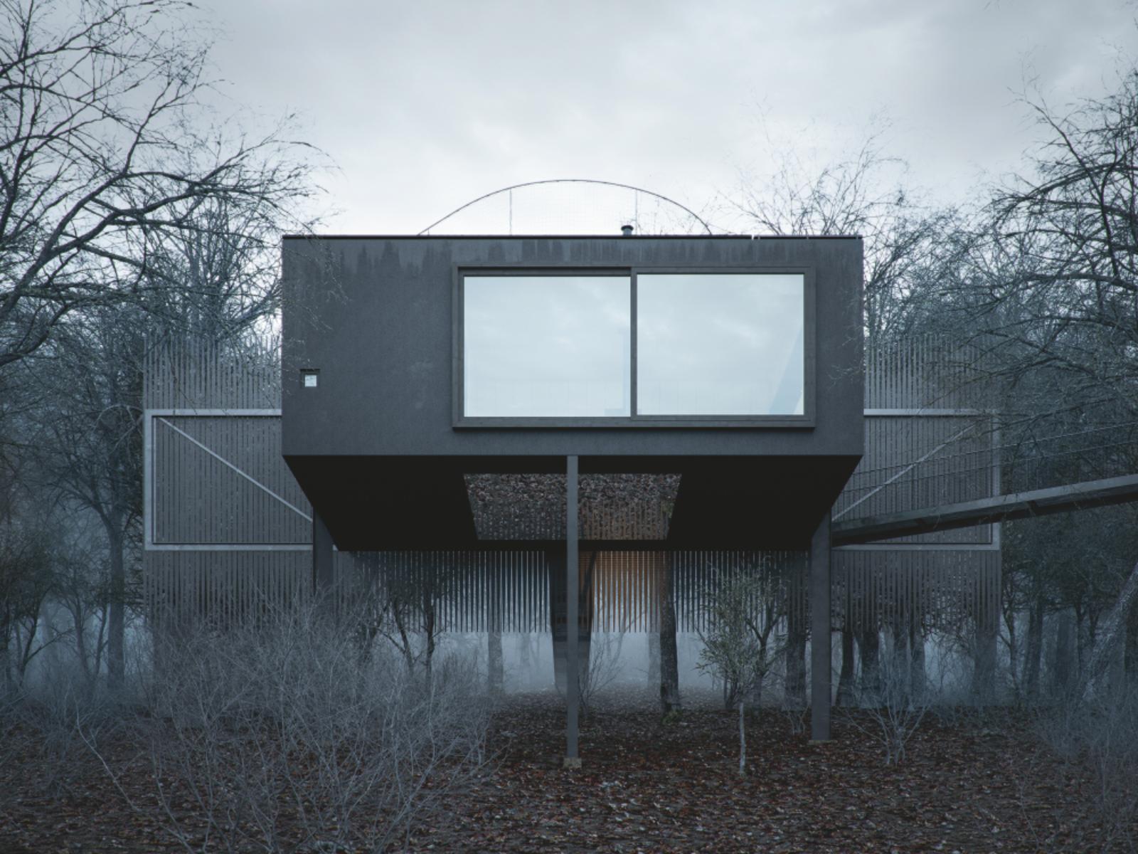 Mask House