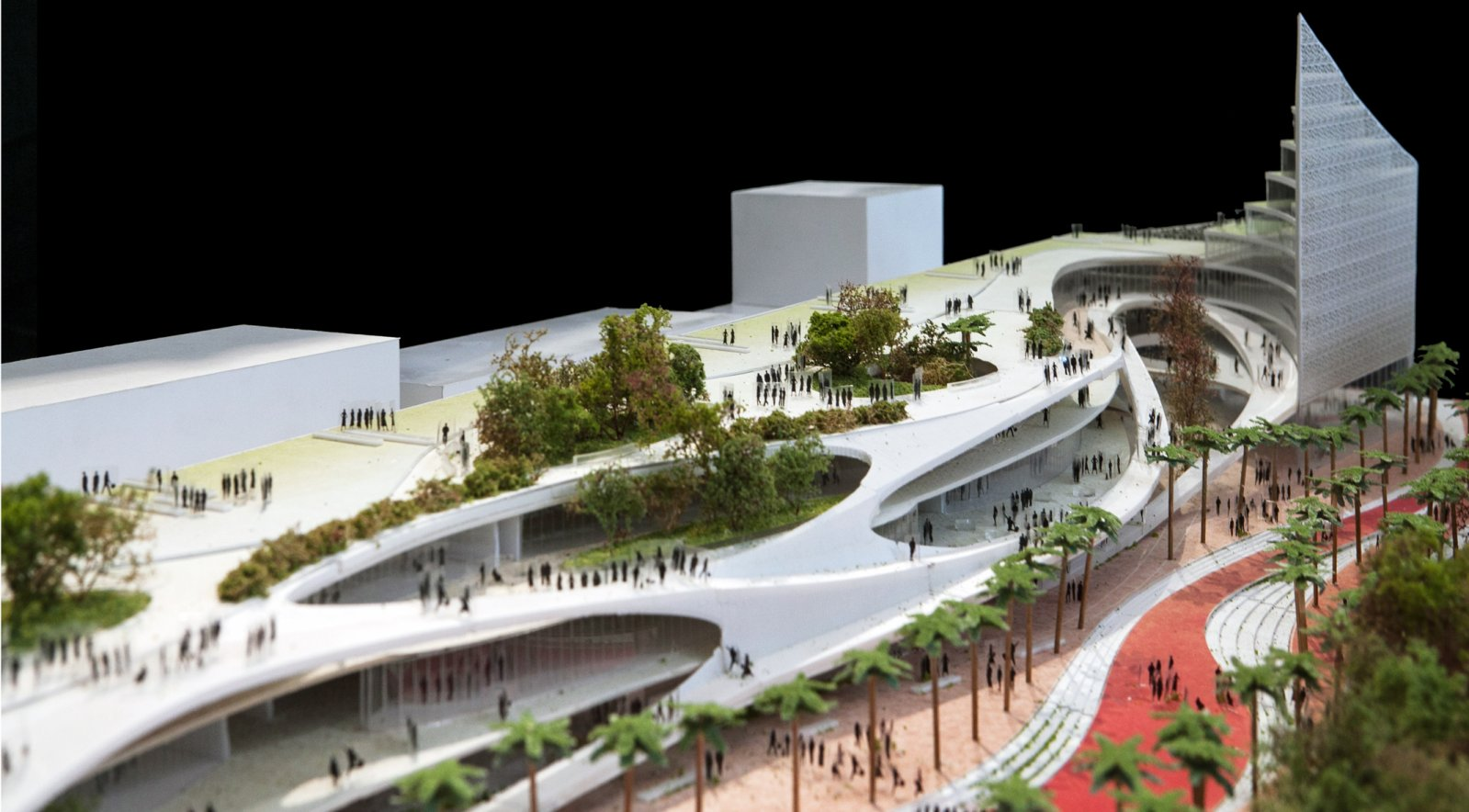 masterplan for the rehabilitation of the san berillo by