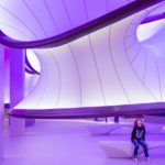 Opens Mathematics: The Winton Gallery by Zaha Hadid Architects