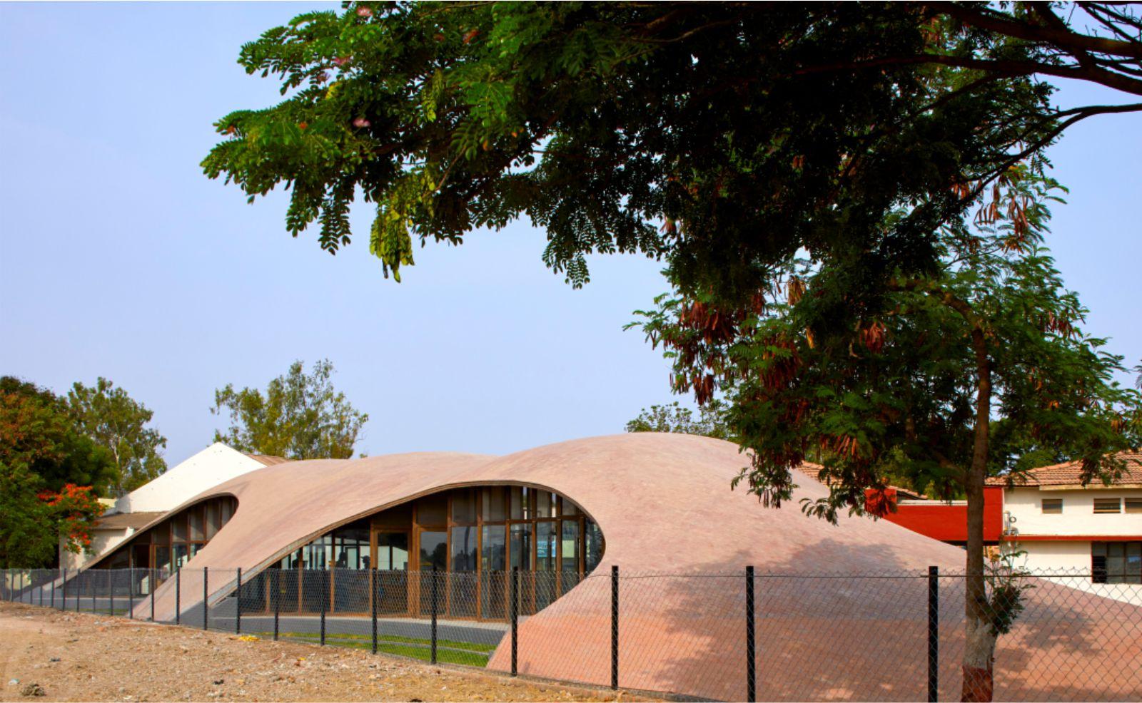 Maya Somaiya Library