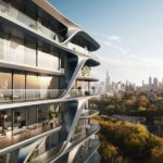 Mayfair Residential Tower by Zaha Hadid Architects (ZHA)