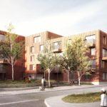 Mecanoo reveals plans for Manchester housing