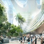 Miami Innovation District by SHoP Architects and West 8 design