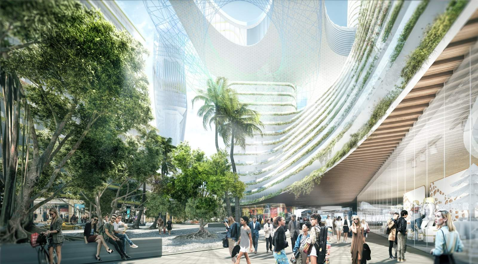 Miami Innovation District