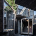 Micro Hutong in Beijing by ZAO/standardarchitecture