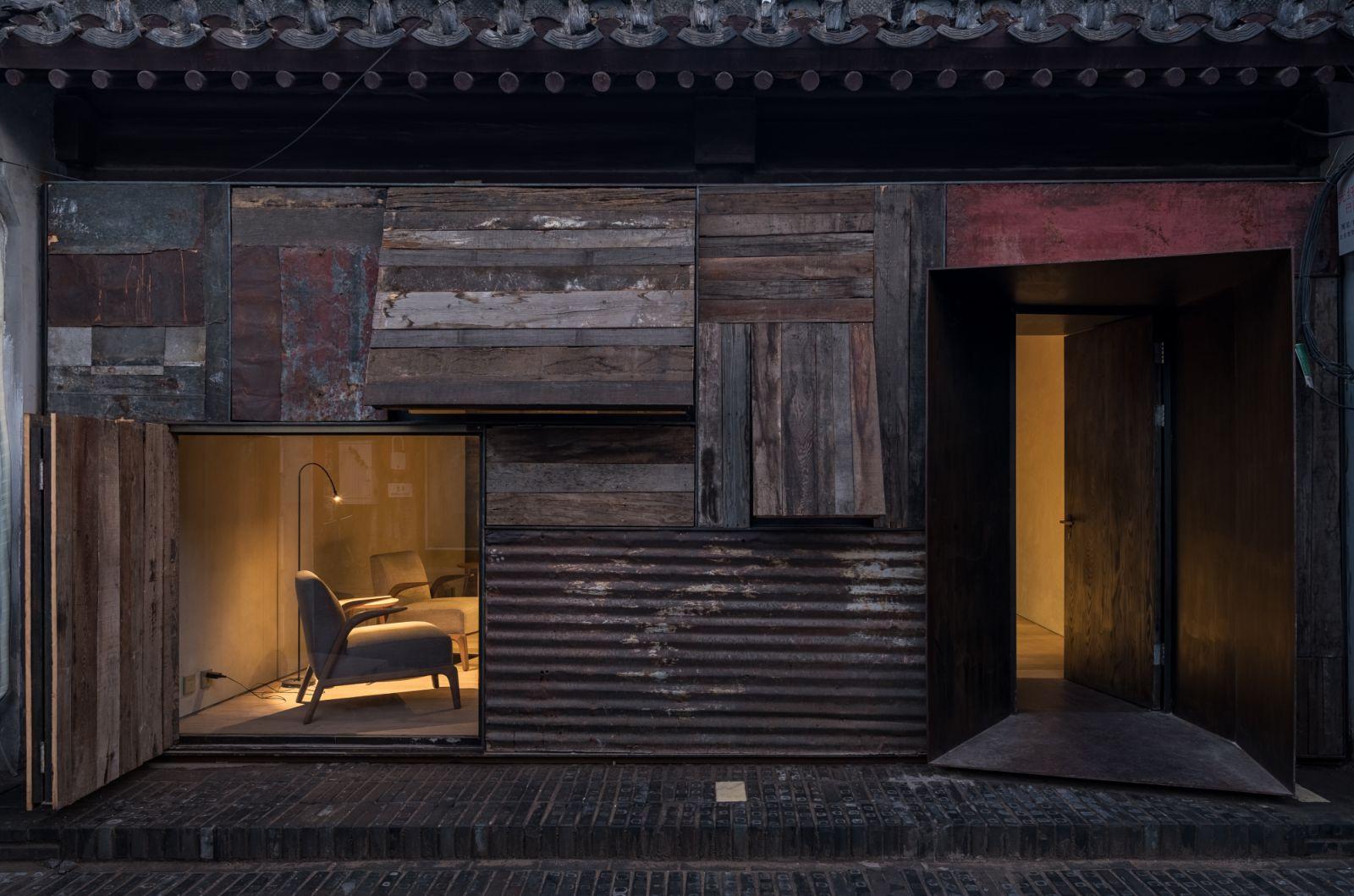 Micro Hutong in Beijing