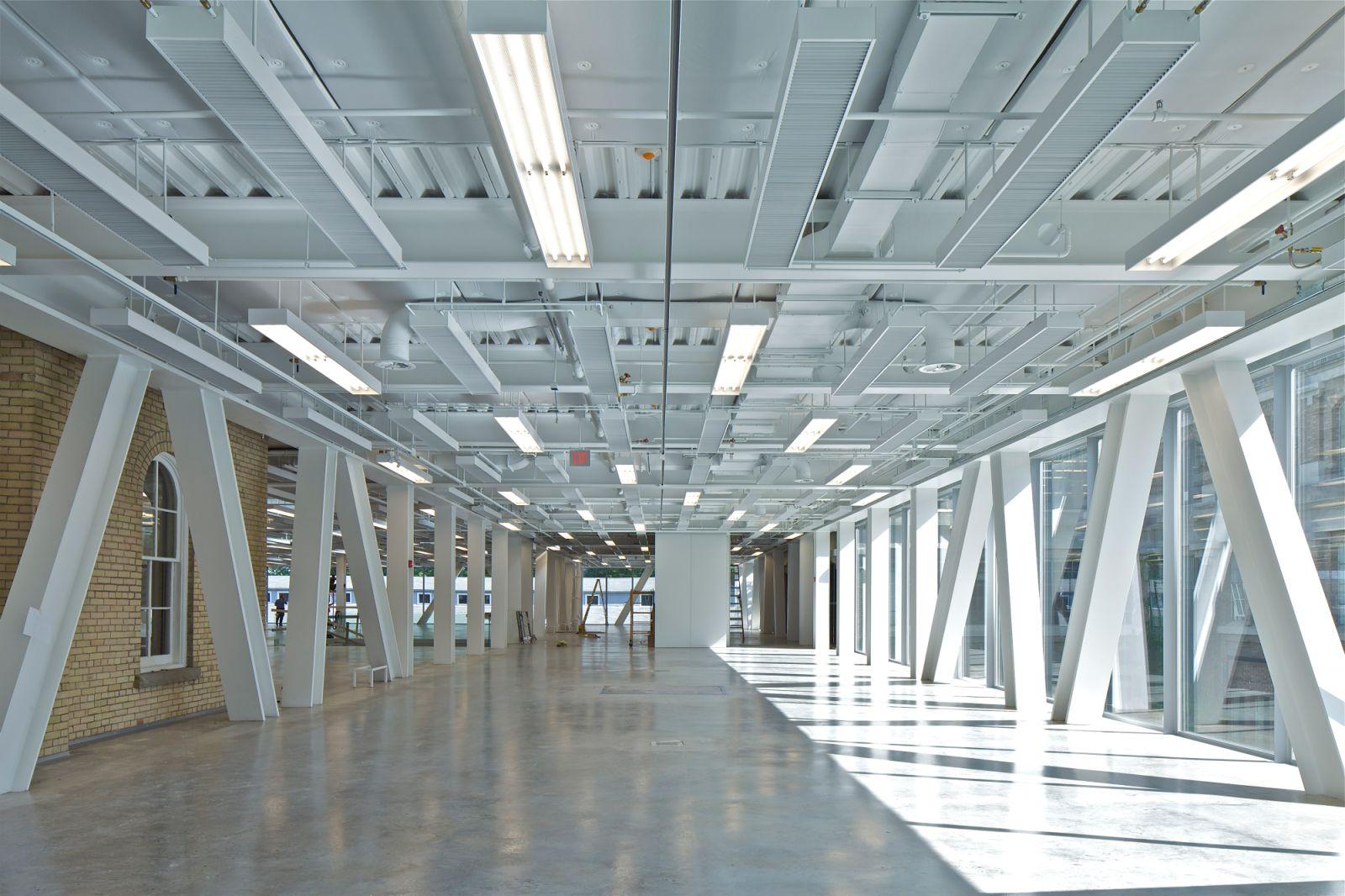 Milstein hall by oma 18 - Cornell university interior design program ...