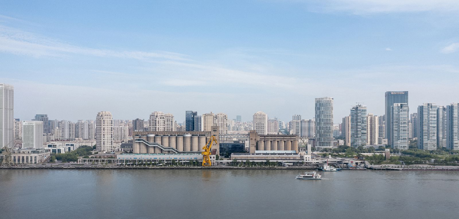 Minsheng Wharf Block
