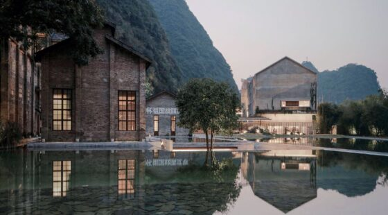 Recent Architecture from China