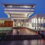 Modern Islamic Cultural Center by Muhammed Sherwan