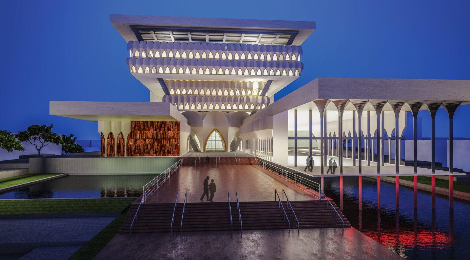 Modern Islamic Cultural Center